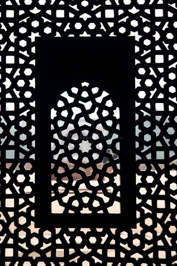 fönster för moghulmodellthomb fotografering för bildbyråer