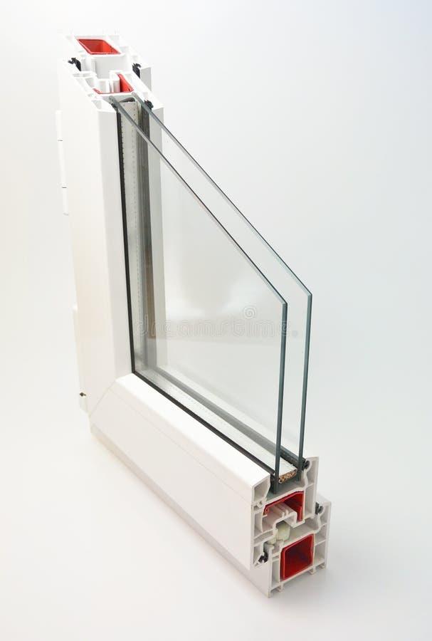 Fönsterfönsterram arkivbilder