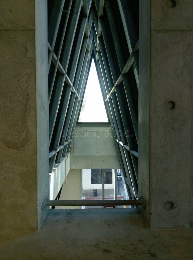 Fönsterljus arkivfoto