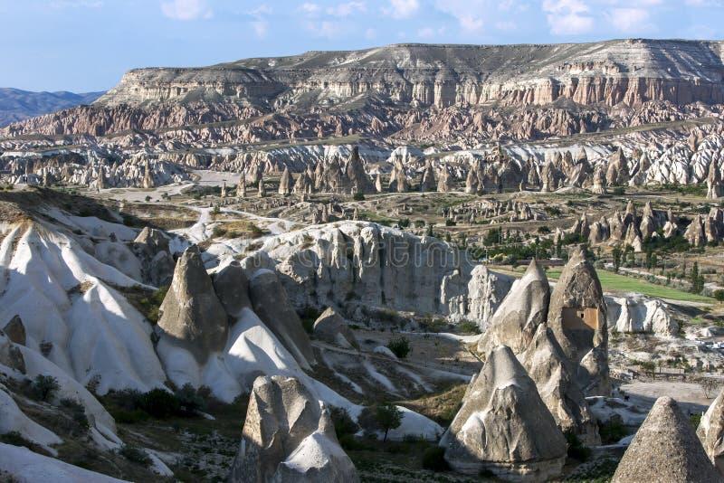 Förälskelsedal i Cappadocia i Turkiet arkivbilder