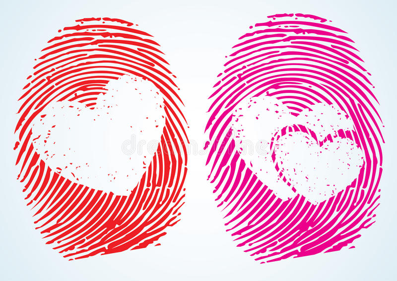 förälskelsevänner vektor illustrationer