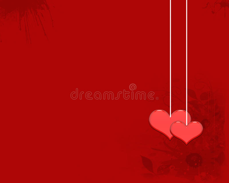 förälskelsewallpaper arkivfoto