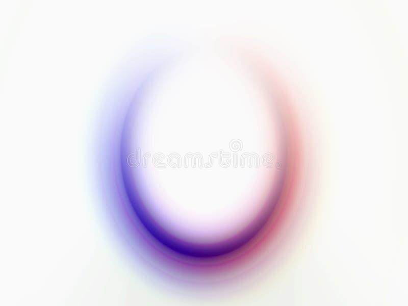 För abstrakt begreppsuddighet för pastellfärgad färg tapet för bakgrund, vektorillustration arkivbild