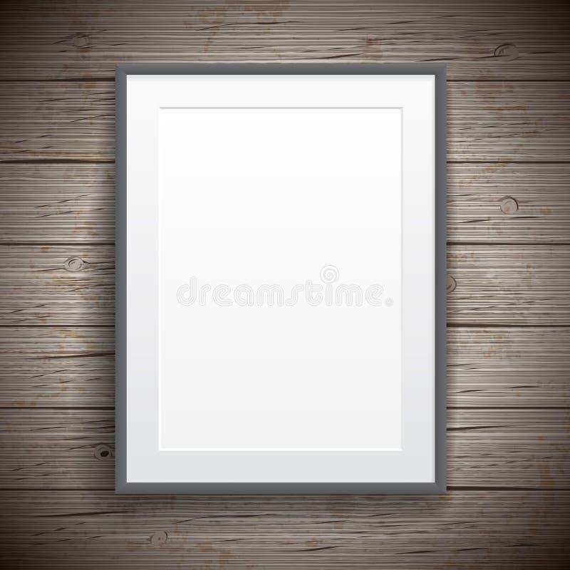 För affischtappning för tomt papper bakgrund vektor illustrationer