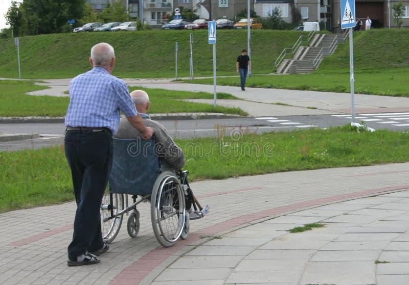 Download För alltid vänner arkivfoto. Bild av handikappat, sjuka - 278028