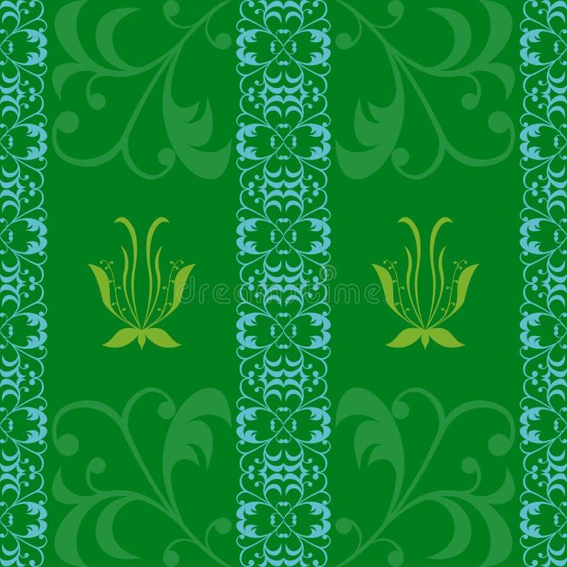 För bakgrundsabstraktion för modell grön vektor för diagram för tapet stock illustrationer