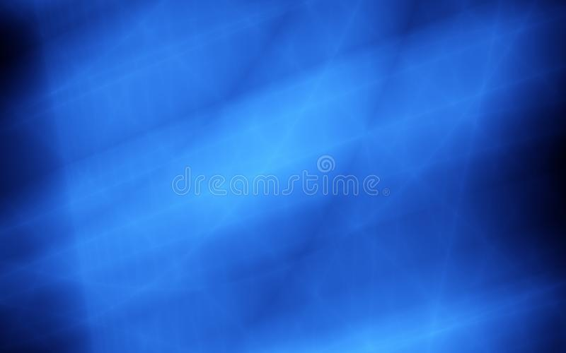 För bakgrundsblått för himmel grafiska abstrakta titelrader royaltyfri illustrationer