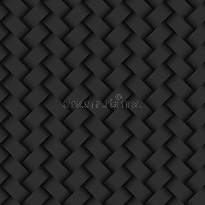 För bakgrundsgnäggande för mörker sömlös modell för abstrakt textur stock illustrationer