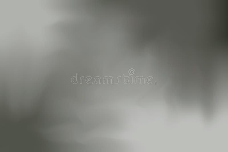 För bakgrundsmålning för grå mjuk färg blandat abstrakt begrepp för pastell för konst, färgrik konsttapet vektor illustrationer