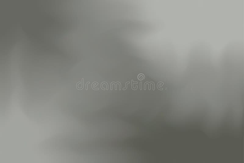 För bakgrundsmålning för svart grå mjuk färg blandat abstrakt begrepp för pastell för konst, färgrik konsttapet stock illustrationer