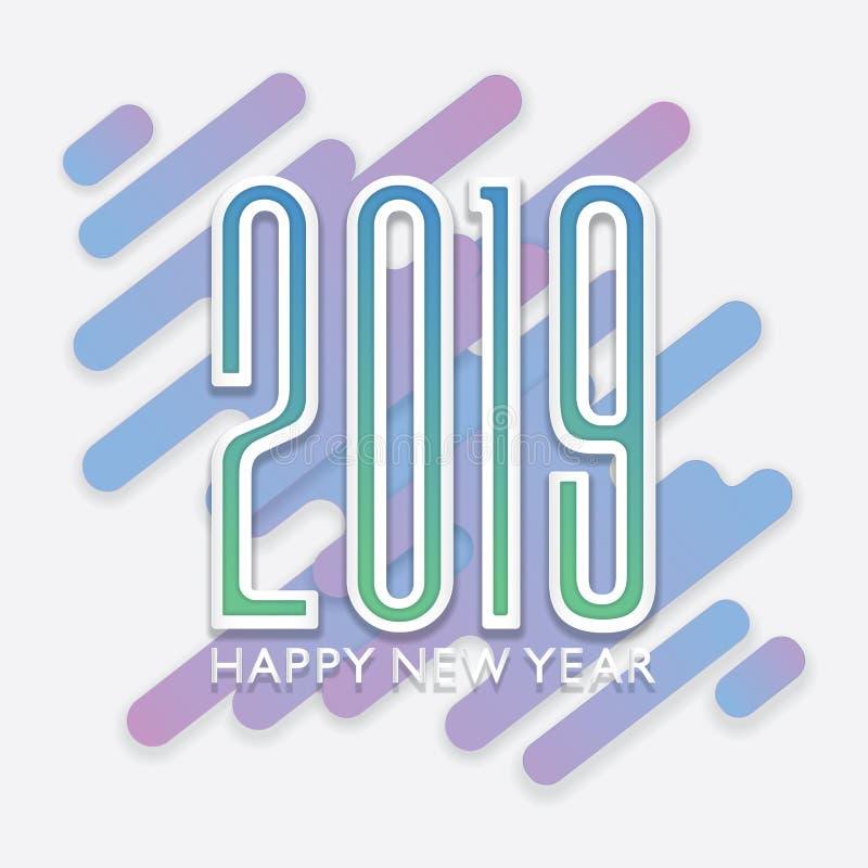 För bakgrundspapper för lyckligt nytt år stil för snitt arkivfoton