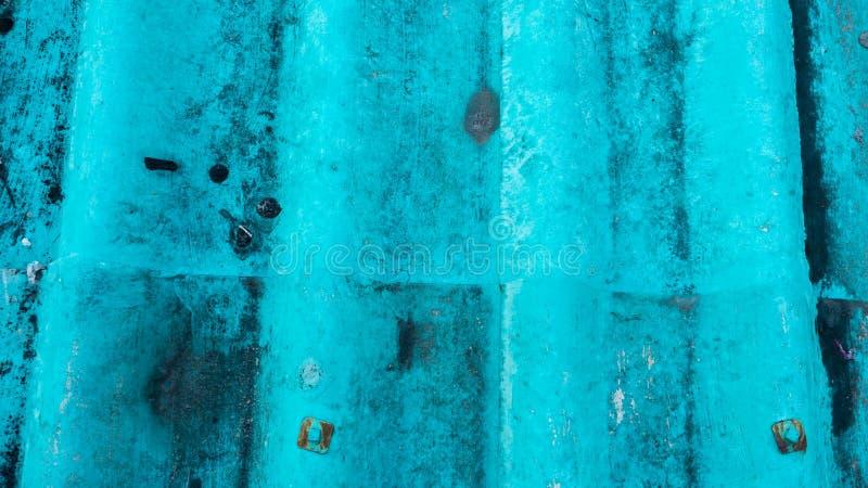 För blåtttak för bästa sikt tegelplattor stänger sig upp texturbakgrund arkivbild