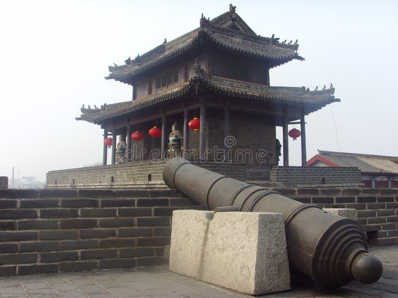 För Chinaï Xingcheng för forntida stad för Gateï för ˆSouth ¼ ‰ ¼, fotografering för bildbyråer