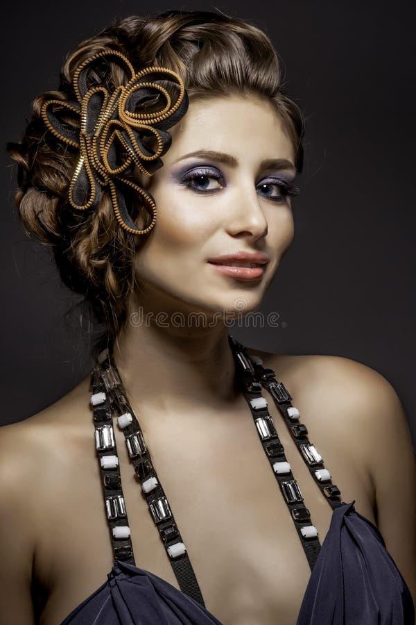 för convertflicka för skönhet rå bättre kvalitet royaltyfri bild