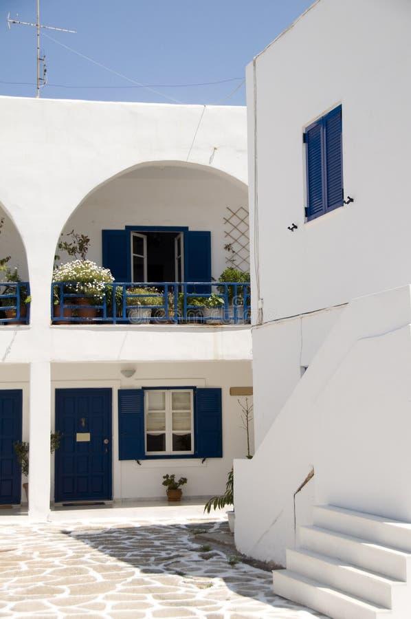 Download För Cyclades För Arkitektur Klassisk ö Grekisk Ios Fotografering för Bildbyråer - Bild av målat, ytter: 19786335