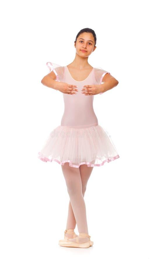 för dansaredesign för balett härlig illustration royaltyfria foton