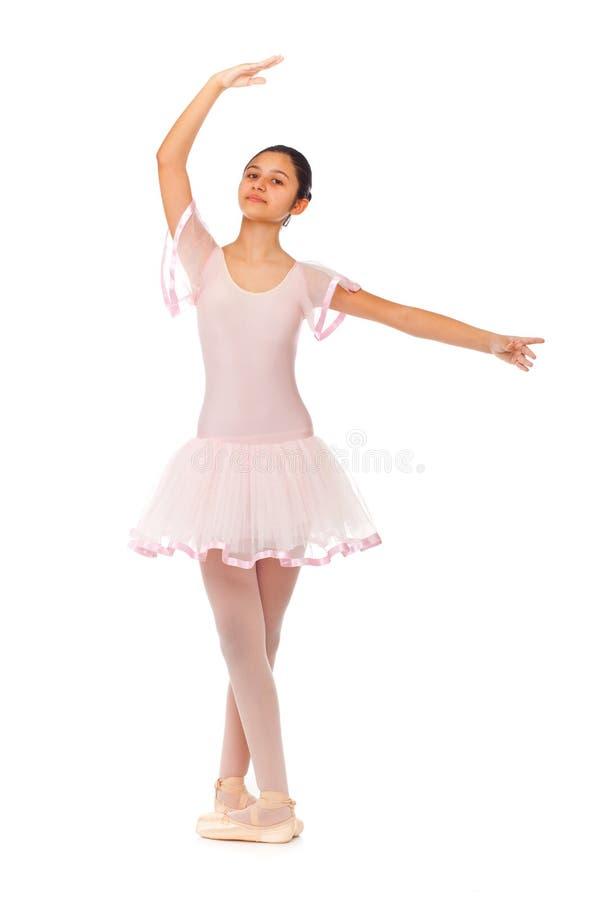 för dansaredesign för balett härlig illustration royaltyfri fotografi