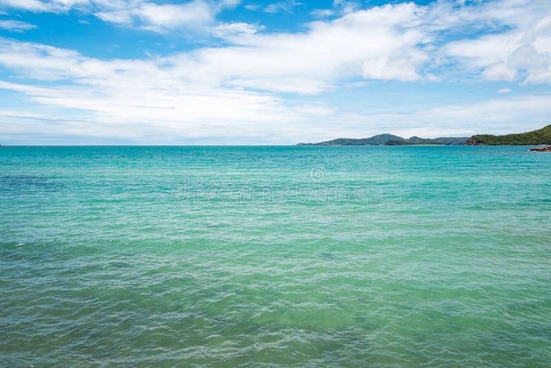 För den Israel för himmel för havsvatten för Jordanien naturen blått för sikt för horisont för kust för salt lopp för landskap sk arkivbild