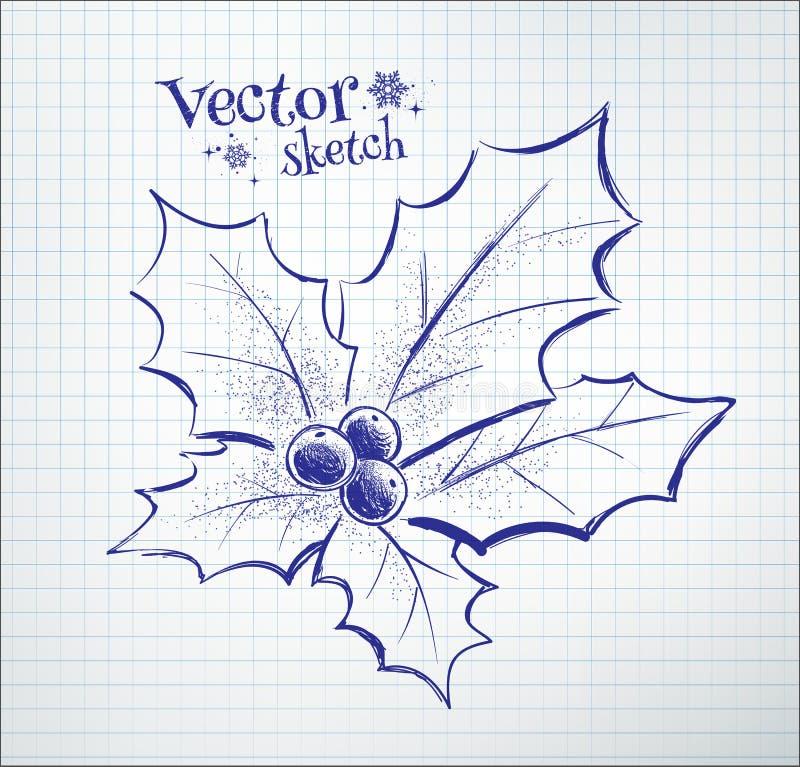 för eps-järnek för 8 jul illustration över vektorwhite vektor illustrationer