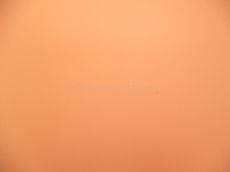 För färgsuddighet för tangerin orange bakgrund royaltyfria bilder
