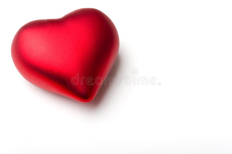 för gåvahjärta för dag emotionell valentin för symbol för förälskelse fotografering för bildbyråer