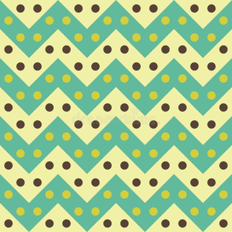 För geometrisparre för vektor mönstrar färgar moderna sömlösa färgrika linjer, vitblått, abstrakt begrepp stock illustrationer