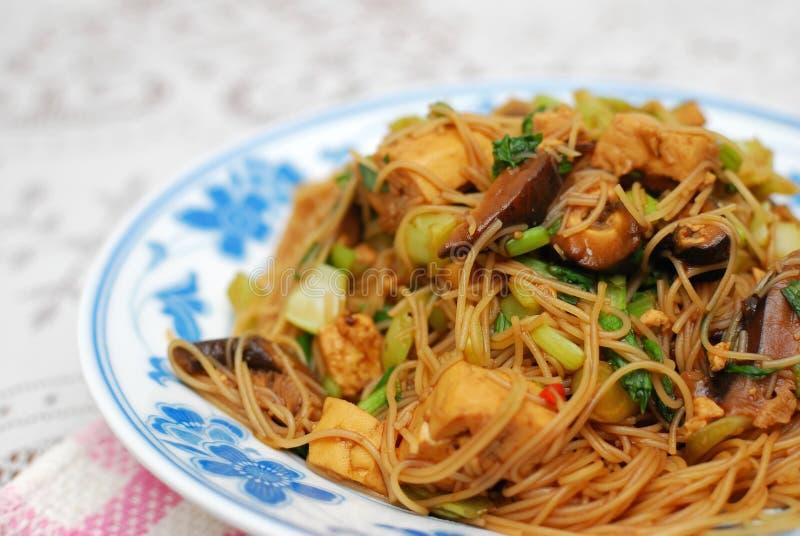för hoonstil för bi kinesisk vegetarian royaltyfria foton