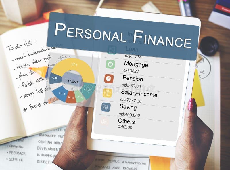 För informationsjämvikt om personlig finans begrepp för avskildhet arkivbild