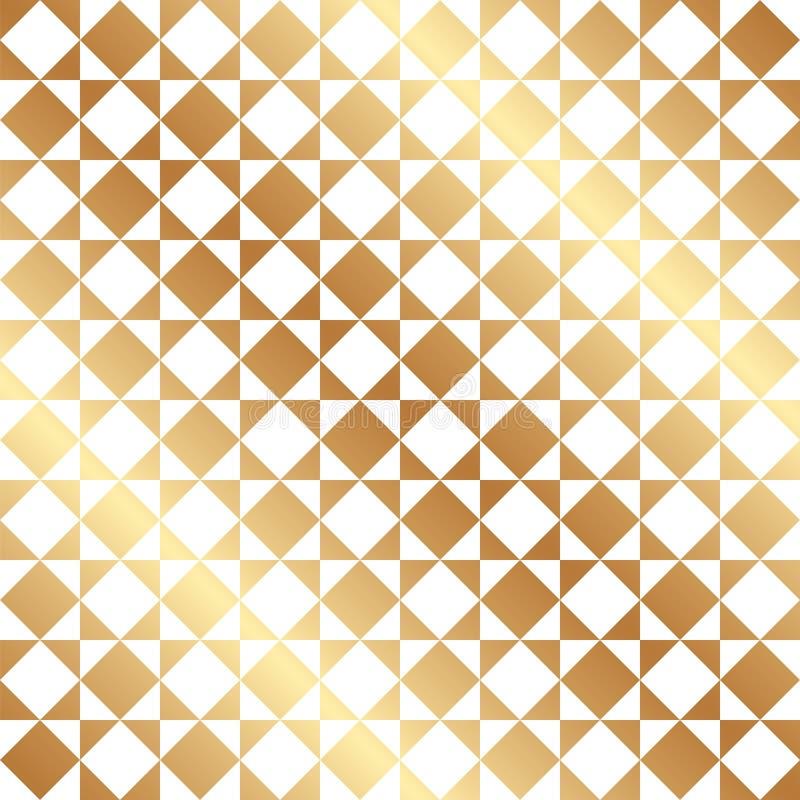 För inpackningspapper för sömlös jul geometrisk modell Julmodellbakgrund vektor illustrationer