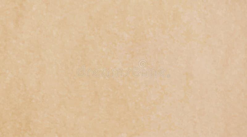För kraft för vektorillustrationbrunt och för gul kornig struktur för aquarele gammal bakgrund pappers- textur L?genhet f?r tappn stock illustrationer