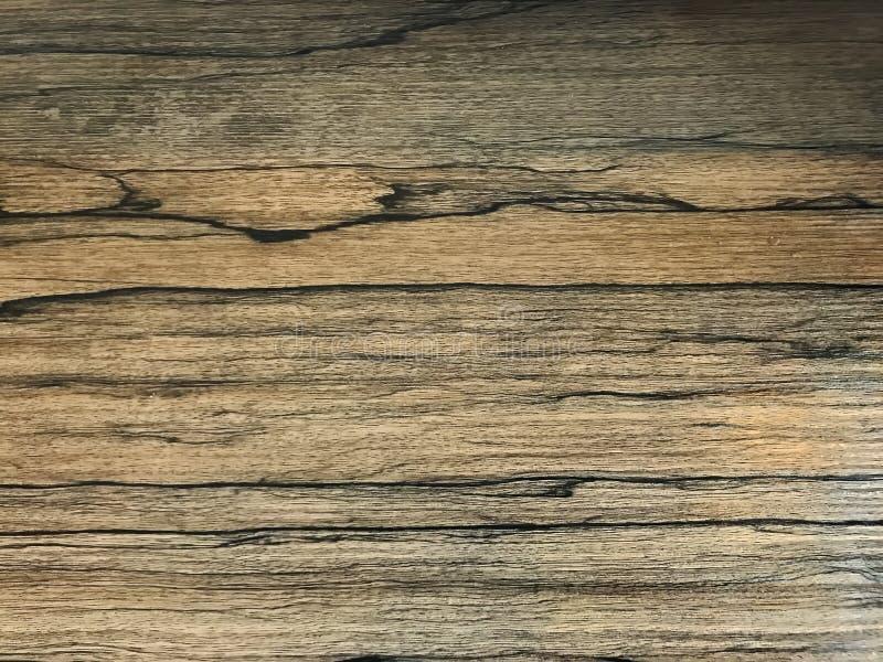 för kupatextur för bakgrund brunt trä Kryssfaneryttersida i naturlig modell royaltyfri bild