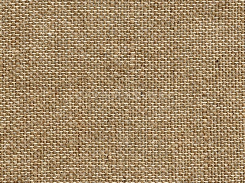 för linneupplösning för hemp hög textur royaltyfria bilder