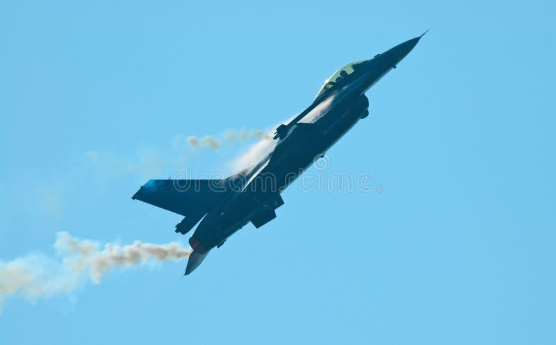 för luft 16 belgisk f kraft poland radom för airshow fotografering för bildbyråer