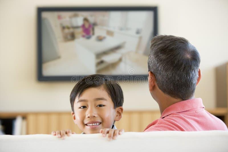 för manlokal för pojke plant barn för skärm arkivbild