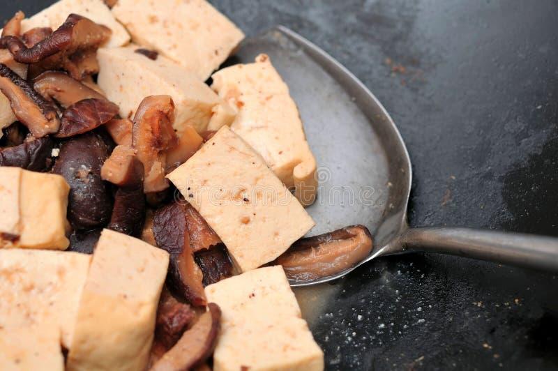 för matlagningostmassa för böna kinesisk stil för läckerhet royaltyfria foton