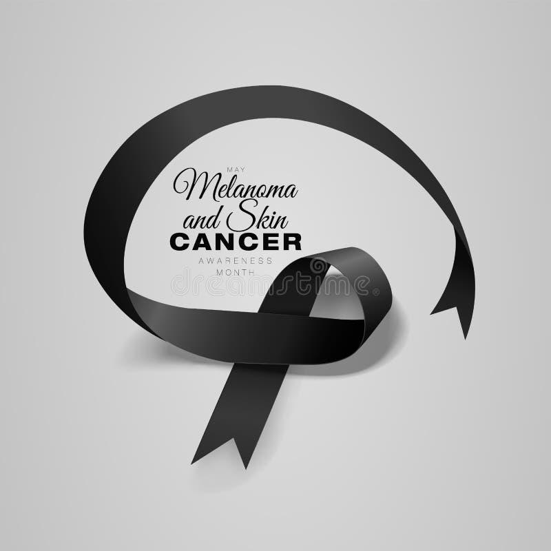 För medvetenhetkalligrafi för Testicular cancer design för affisch Realistiskt orkidéband April är cancermedvetenhetmånaden vekto stock illustrationer