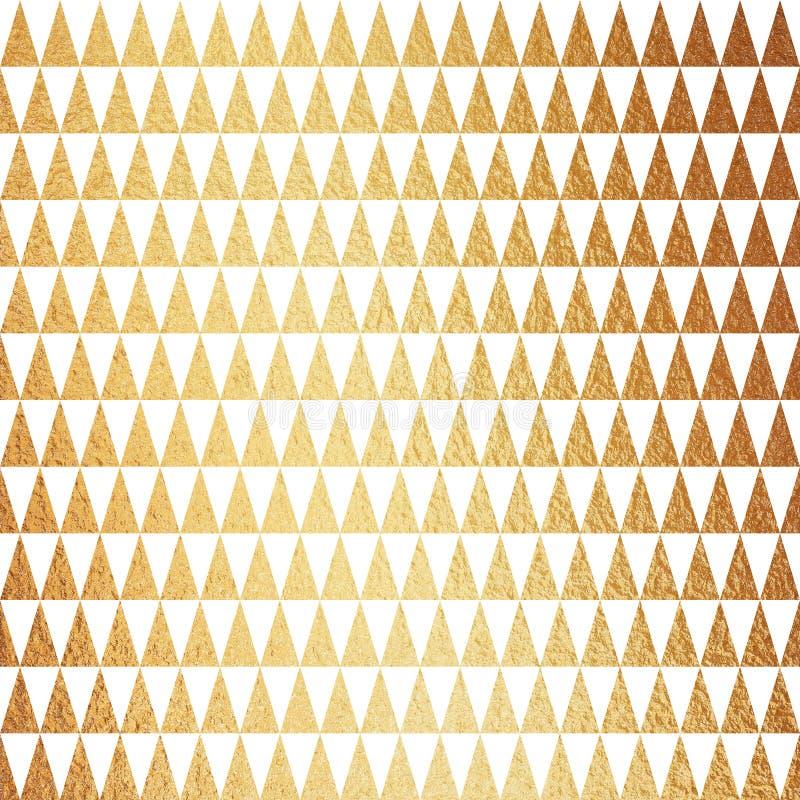 för modellbakgrund för 5000x5000px 300dpi lyxigt guld- Digital papper royaltyfri illustrationer