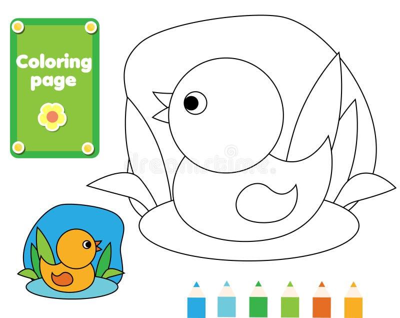 för myrakonst för alfabetet som isolerade djur bakgrund färgar den gulliga lyckliga illustrationen, ungebokstavslinjen little sid vektor illustrationer