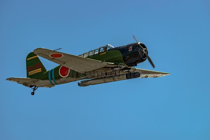 ` för Nakajima B5N2 `-KATE, royaltyfria foton