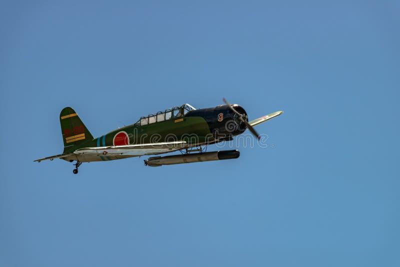 ` för Nakajima B5N2 `-KATE, fotografering för bildbyråer