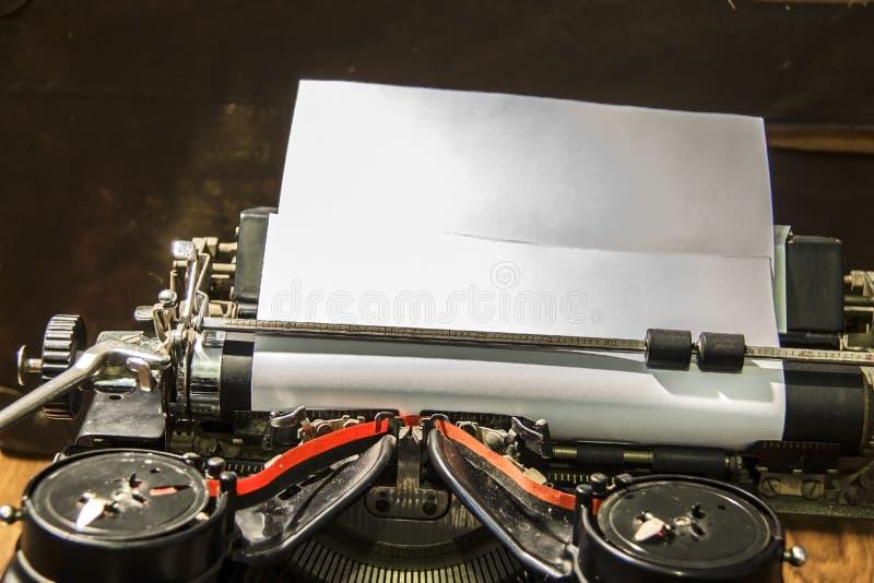för prydnadpapper för bakgrund geometrisk gammal tappning gammal skrivmaskin fotografering för bildbyråer