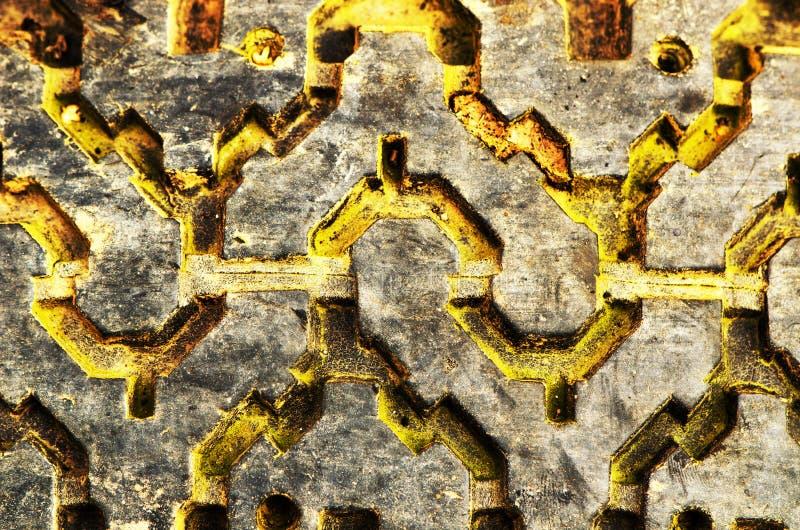 För rubber bakgrund för grunge beskyddandedäckmönster för gummihjul gammal fotografering för bildbyråer