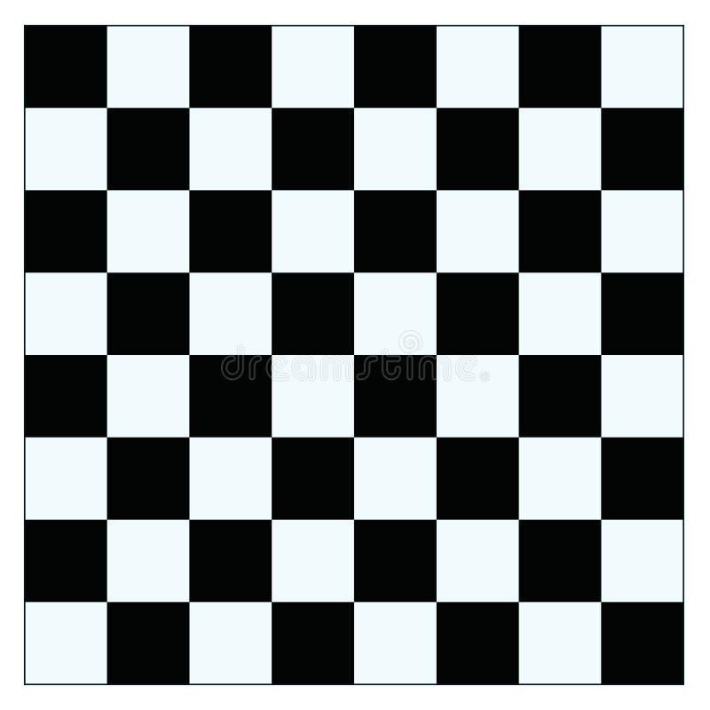 För schackbräde för vektor modern design för bakgrund Den rutiga konstdesignen, schackbrädet, schackbräde, hyvlar Abstrakt begrep vektor illustrationer