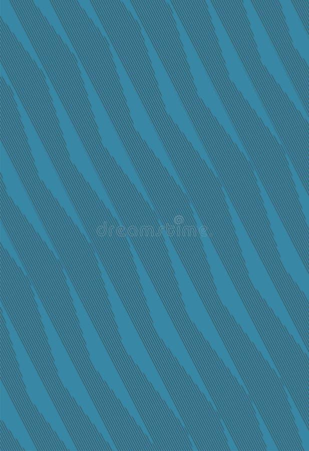 För signalbakgrund för abstrakt begrepp 2 textur på blåttjordning vektor illustrationer