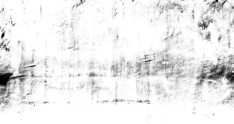 För slutet betongtextur upp i svart och whtie färgar, texturerar för arkivfoto