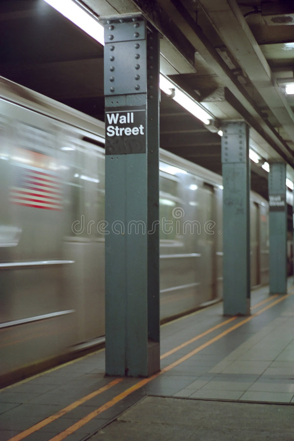 för stationsgata för blur ny vägg york arkivbilder