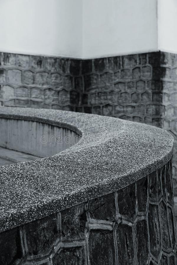 För stilarkitektur för tappning fransk detalj royaltyfri foto