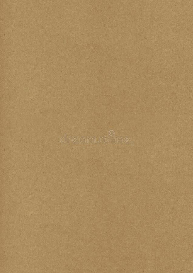 För stilkraft för mörk brunt retro bakgrund papper arkivfoto