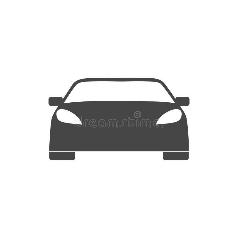 för symbolsillustration för bil eps10 vektor stock illustrationer