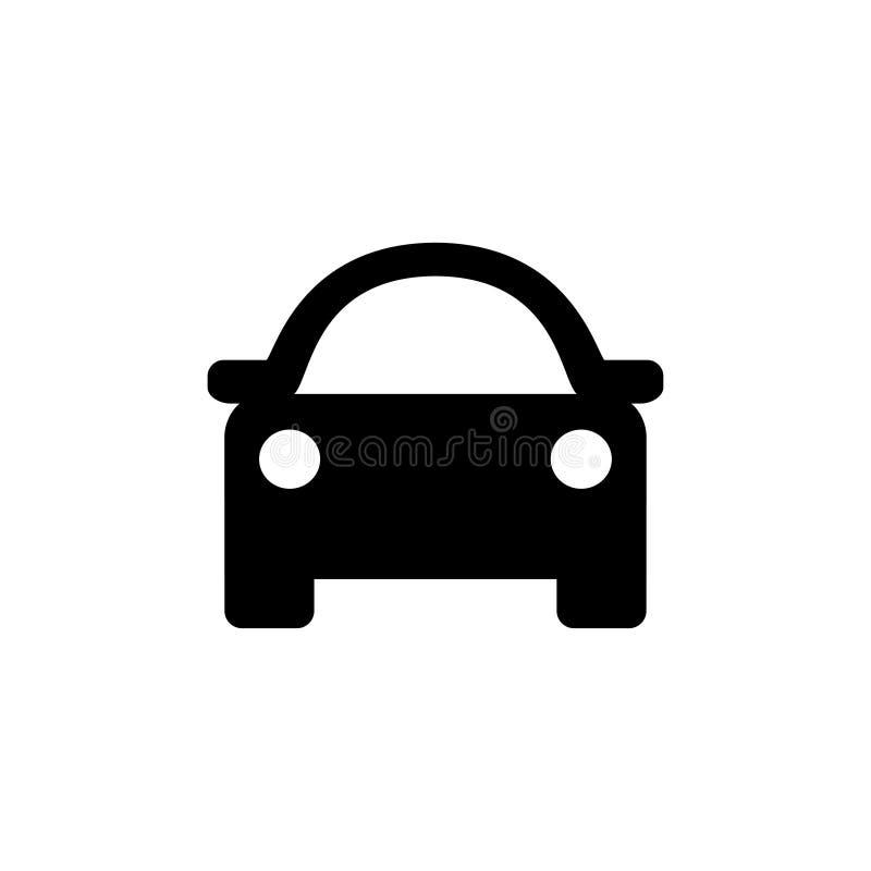 för symbolsillustration för bil eps10 vektor royaltyfri illustrationer